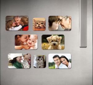 Изображение рекламного магнита